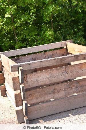 Bio-komposter Aus Holz Selber Bauen ? Anleitung In Einfachen ... Bio Komposter Aus Holz Selber Bauen Anleitung In Einfachen Schritten