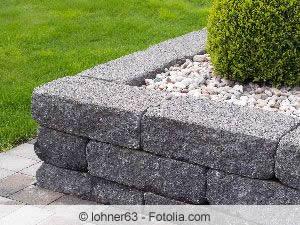beeteinfassung - ideen aus metall, weide, holz und stein, Garten ideen