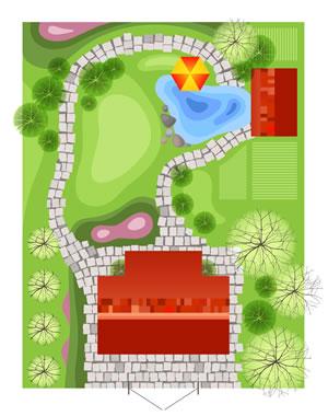 Garten anlegen gestalten grundlagen f r einsteiger - Software gartenplanung ...