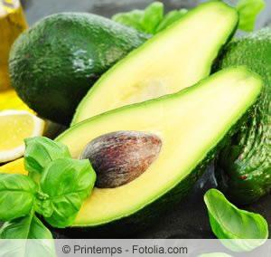 Avocado Frucht