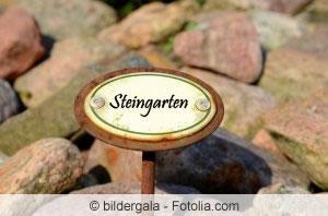 Steingarten Bauen Und Gestalten - Anleitung Und Welche Steine? Terrasse Anlegen Schritte Planung