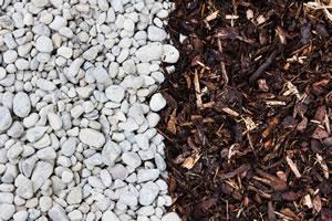 Richtig Mulchen - Rasen, Rosen und Beete