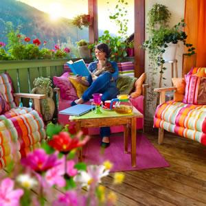 sichtschutz f r garten balkon terrasse. Black Bedroom Furniture Sets. Home Design Ideas